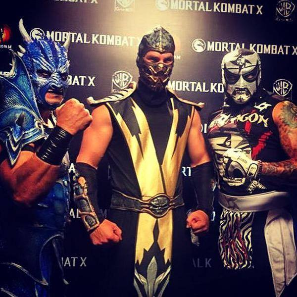 Tout de suite, beaucoup plus envie de jouer à Mortal Kombat X