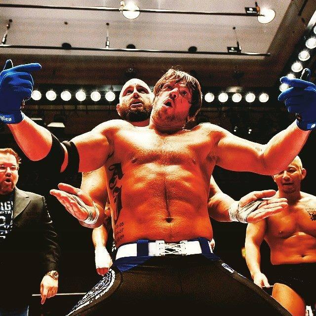 AJ Styles Bullet Club
