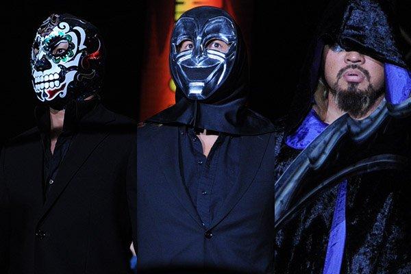 Les trois visages nippons de Los Ingobernables