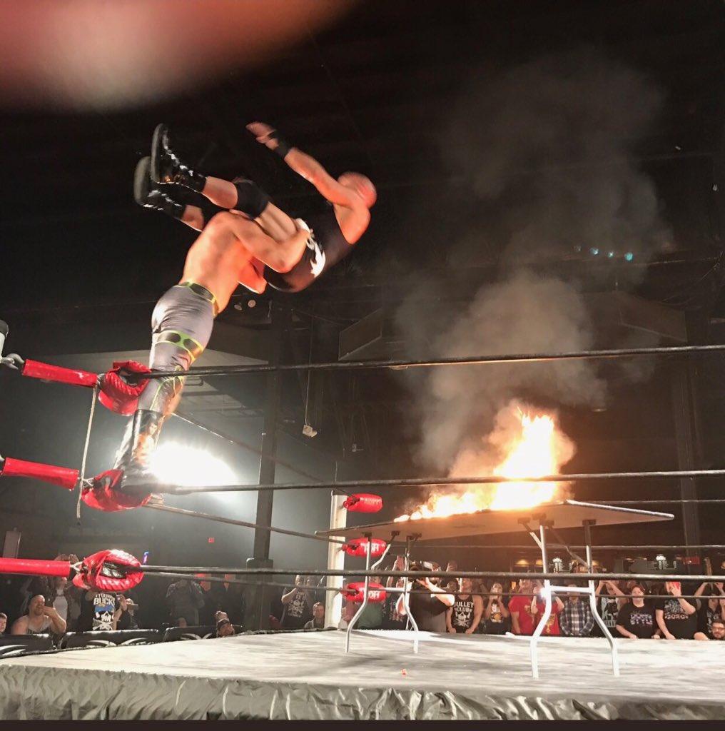 Texas Death Match à la sauce ECW
