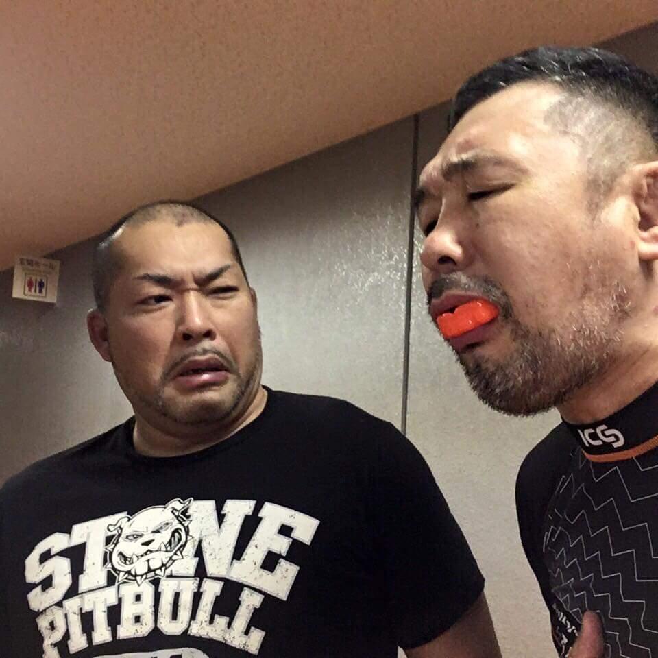 Tomohiro Ishii n'aime vraiment pas le MMA ...