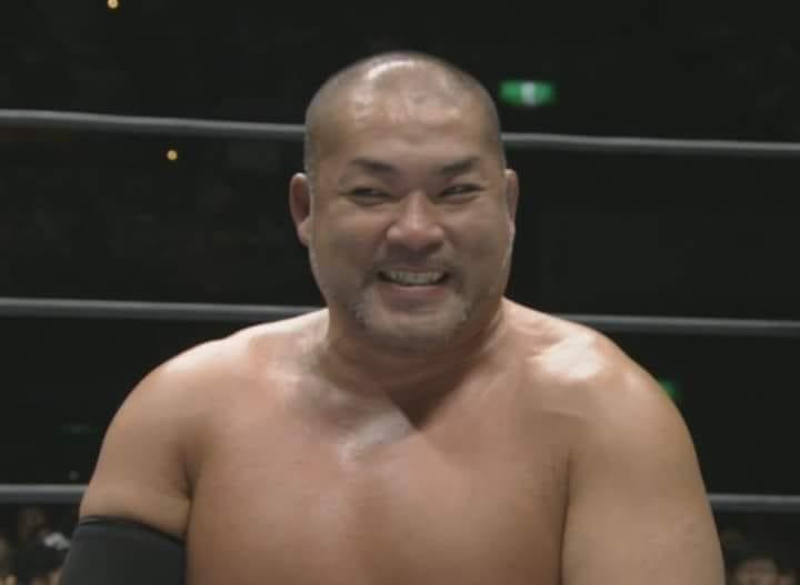 Quand tu sais que tu vas avoir un match de championnat IWGP