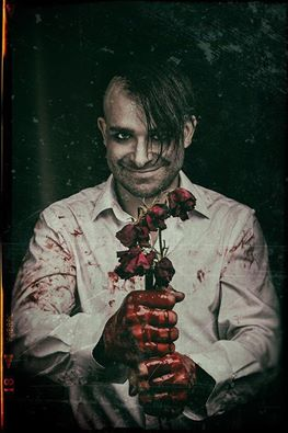 Le petit Jimmy vous souhaite une rougeoyante St Valentin !