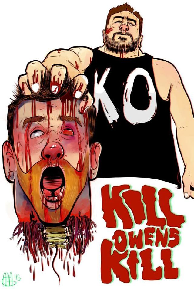 Kill Owens Kill ! ... Non, mais pas trop quand même ... !