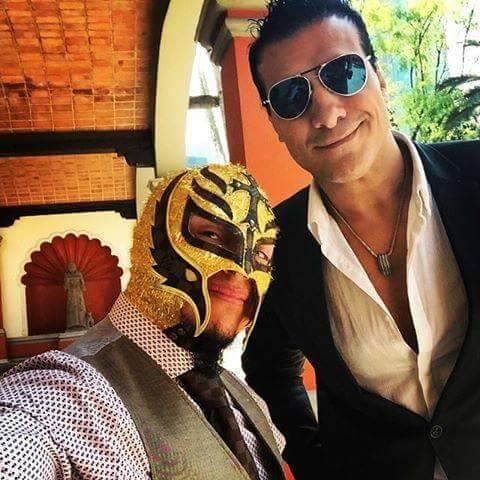 Le Soleil de Mexico leur donne bon teint à ces deux-là