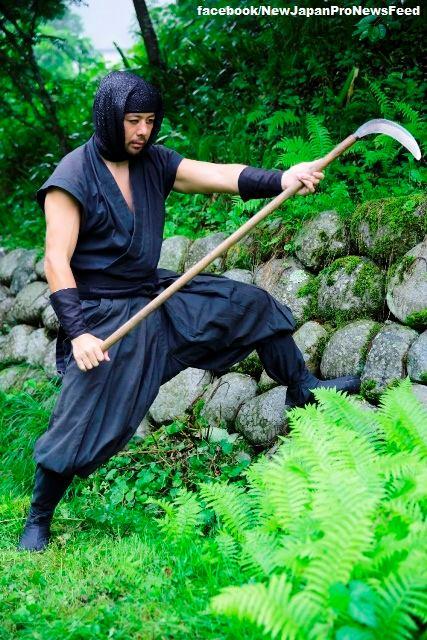 Shinsuke Nakamura, ou l'homme simple ...