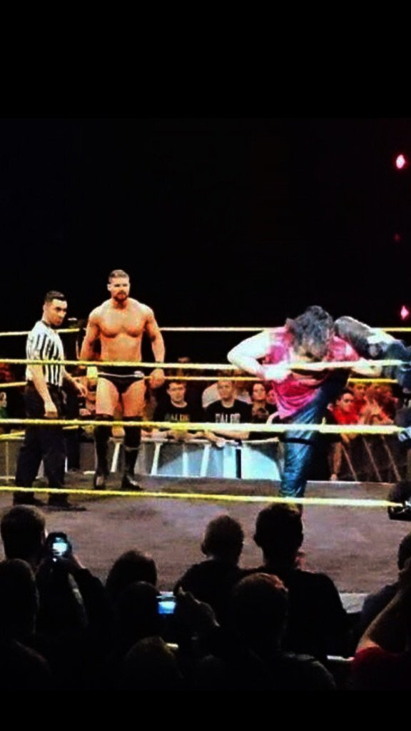 Roode vs. Nakamura. Nuff Said !