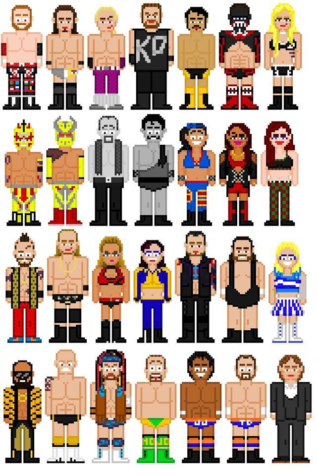 Saurez-vous reconnaître tout le roster de NXT ?