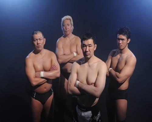 Les Four Horsemen du Shoot Wrestling
