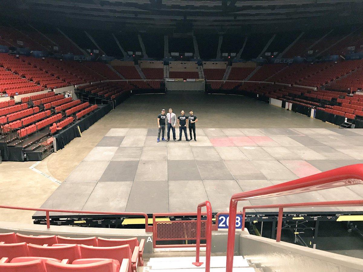 Empty Arena Elite