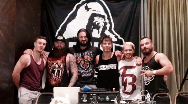 Après Smackdown Six, PWG's Europe Six !