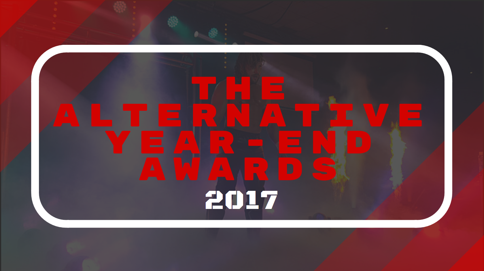 The alt year end awards 2017 banner