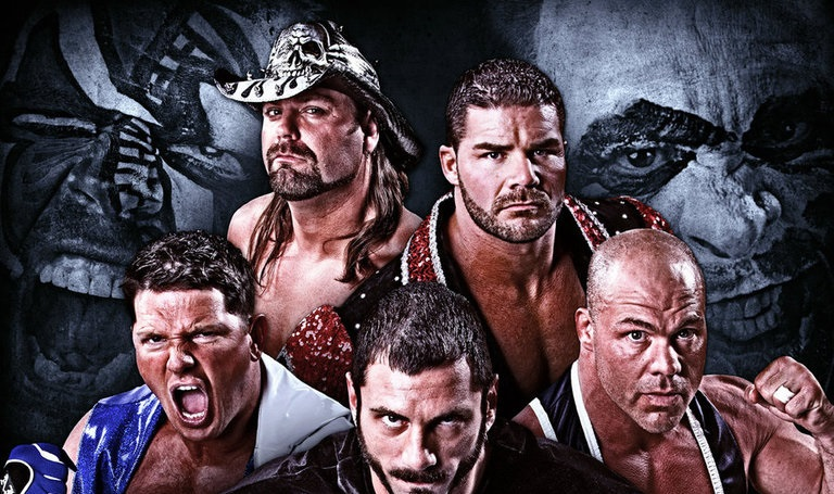 Tna impact wrestling poster by yourfightpage d5dnqsj