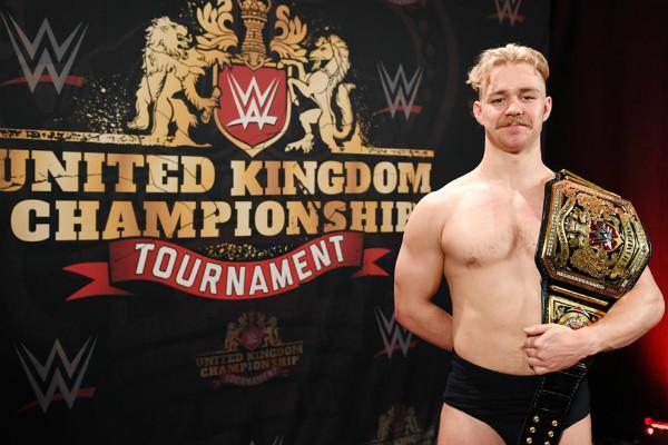 Tyler bate champion